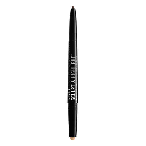 Sculpt & Highlight Brow Contour Brunette/Cream 0.82g