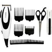 Hair Clipper and Nose Hair Trimmer Set
