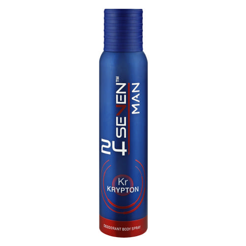24 Seven Upsize Deodorant Krypton 275ml