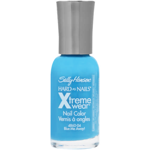 Hard As Nails Xtreme Wear Nail Colour Blue Me Away 11.8ml