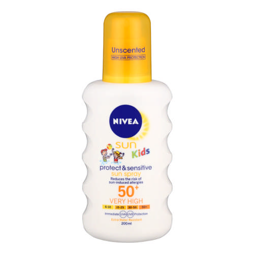 Sun Kids SPF50+ Protect & Sensitive Spray 200ml