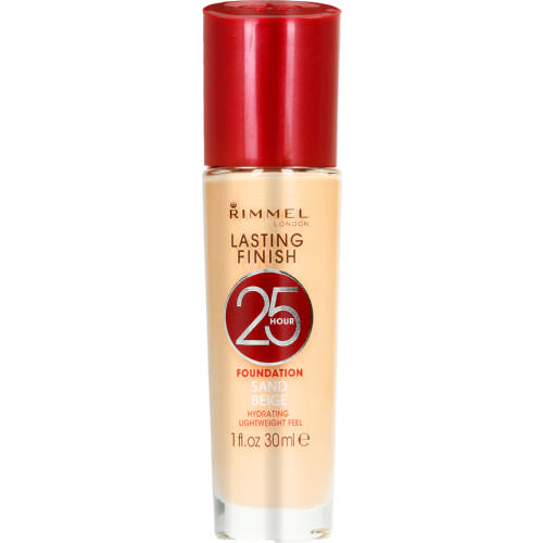 Lasting Finish 25-Hour Foundation Sand Beige 30ml