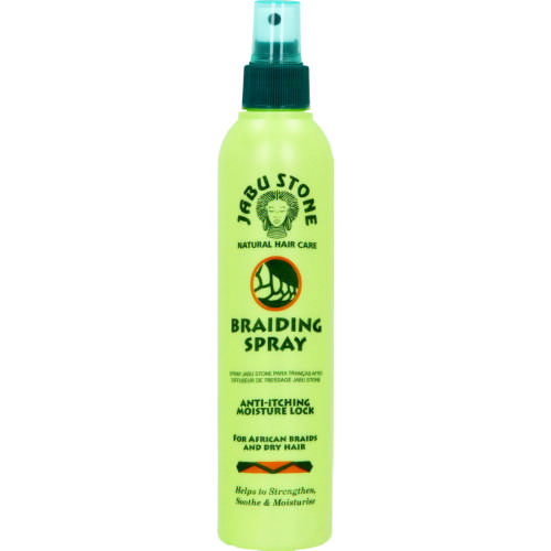 Natural Hair Care Braiding Spray 250ml
