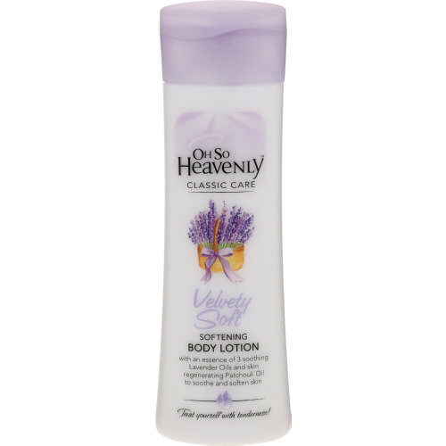 Classic Care Velvety Soft Softening Body Lotion 375ml