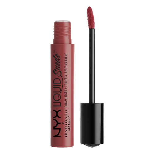 Liquid Suede Cream Lipstick Soft-Spoken