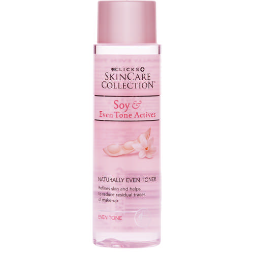 Skincare Collection Vitamin C & Even Tone Actives Naturally Even Toner 200ml