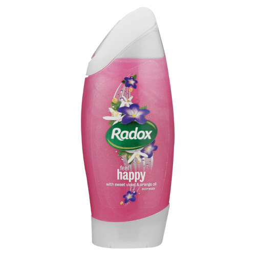 Body Wash Feel Happy 250ml