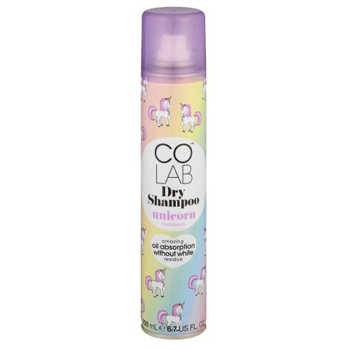 Colab Dry Shampoo Sheer Invisible Unicorn 200ml Clicks