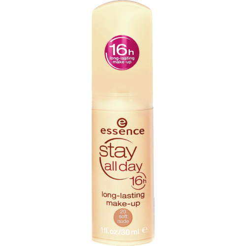 Stay All Day Long-Lasting Make-Up Soft Nude 30ml