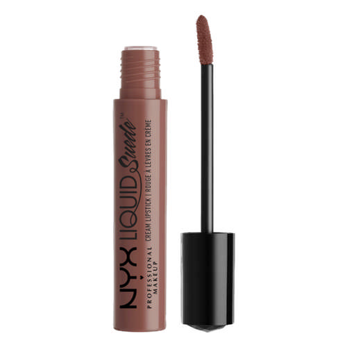 Liquid Suede Cream Lipstick Brooklyn Thorn