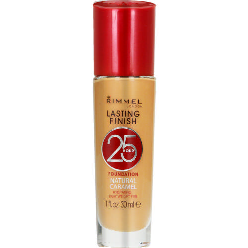 Lasting Finish 25-Hour Foundation Natural Caramel 30ml