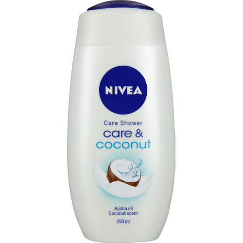 Coconut Cream Shower Gel 250ml