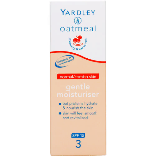 Oatmeal Gentle Moisturiser Normal/Combination Skin 75ml