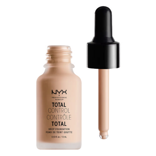 Total Control Drop Foundation Light 13ml