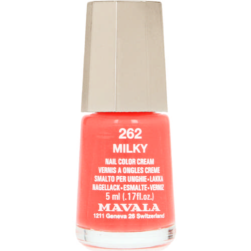 Mini Nail Colour Milky 262 5ml