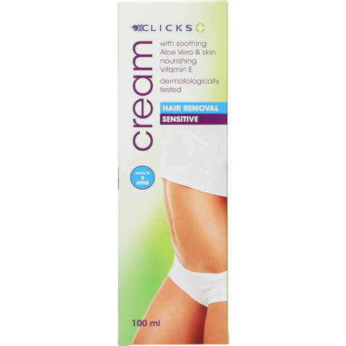 Hair Removal Cream Sensitive 100ml
