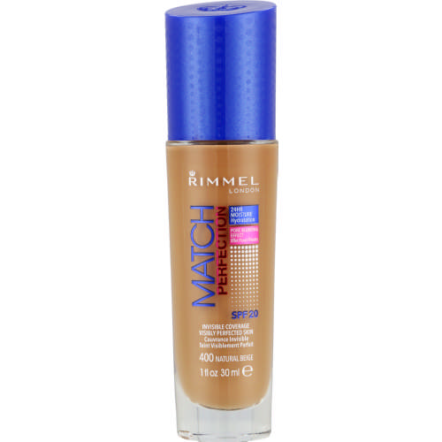 Match Perfect Foundation Natural