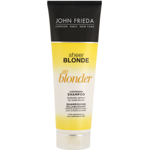 Sheer Blonde Lightening Shampoo All Blondes 250ml