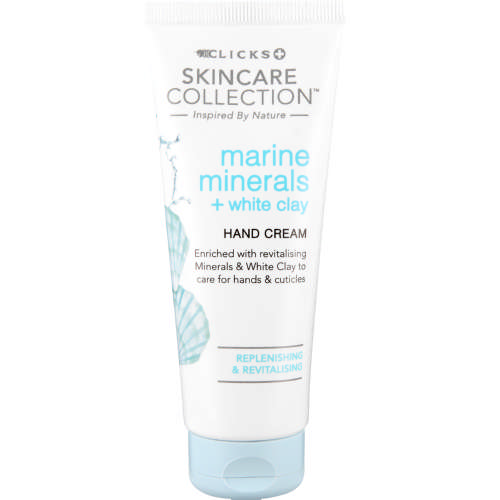 Minerals & Clay Hand Cream 75ml