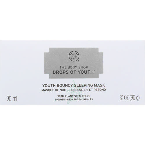 Drops of Youth Face Mask Bouncy Sleeping 90ml