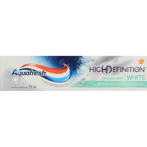 High Definition Toothpaste Tingling Mint 100ml