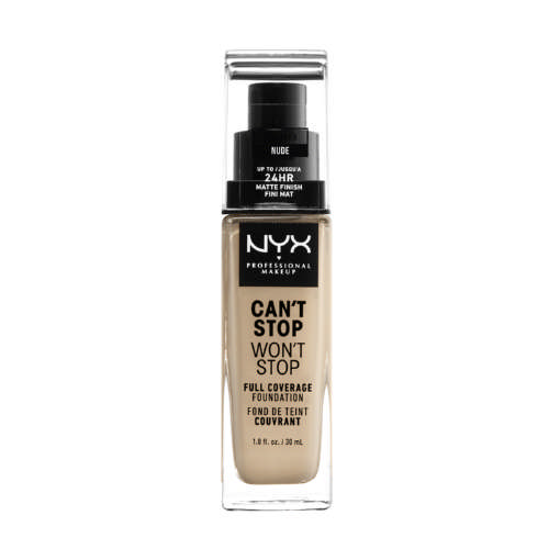 Cant Stop Wont Stop 24HR Liquid Foundation Nude 30ml