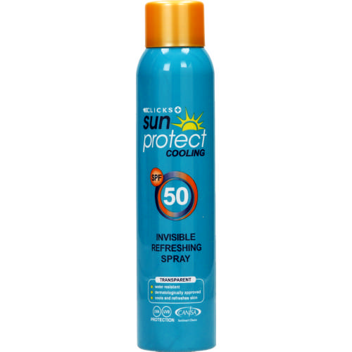 Sun Protect Cooling Invisible Refreshing Spray 150ml
