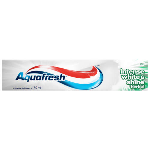 Toothpaste Intense White & Shine Herbal