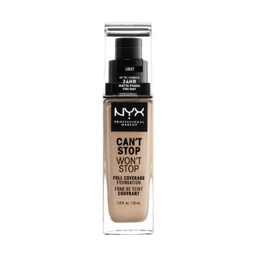 Cant Stop Wont Stop 24HR Liquid Foundation Light 30ml
