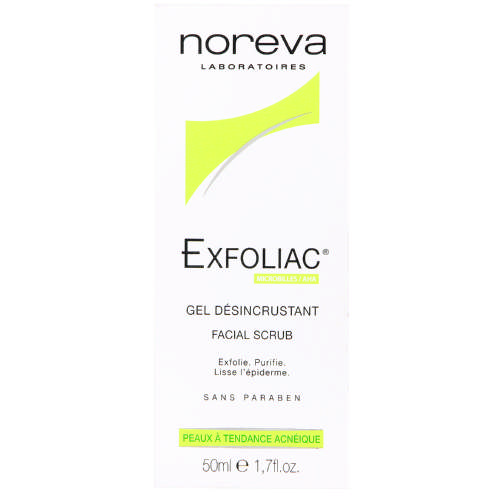 Exfoliac Facial Scrub 50ml