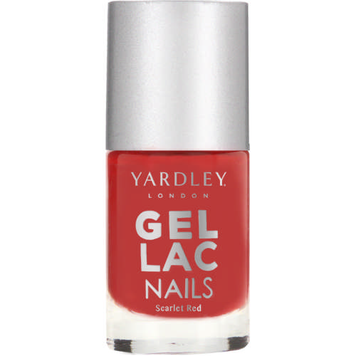 Scarlet Red Gel Lac Nails 9ml