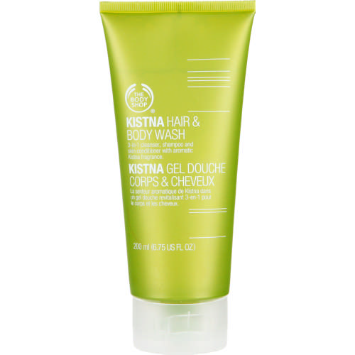 Kistna Hair & Body Wash 200ml