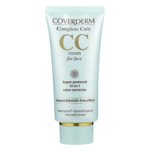 Complete Care SPF25 CC Cream For Face Light Beige 40ml