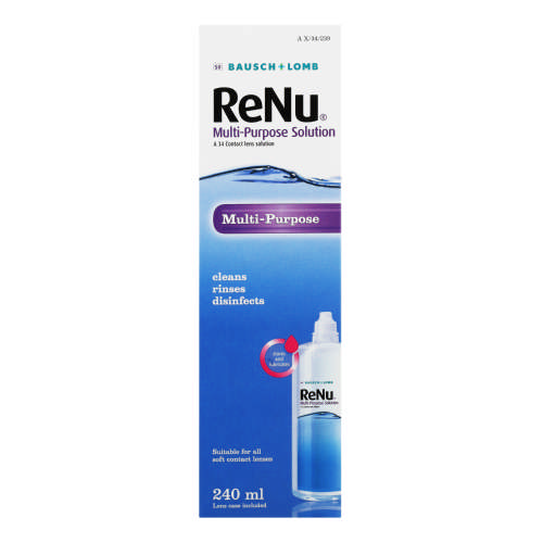 ReNu Multi-Purpose Solution Sensitive Eyes 240ml