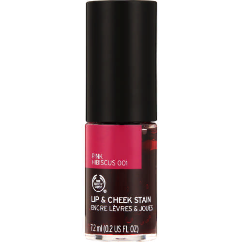 The Body Shop Lip Cheek Stain 001 Pink Hibiscus 72ml Clicks