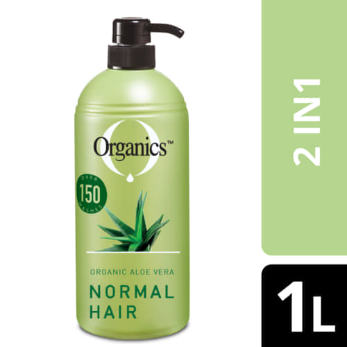 Natural Nourishment Shampoo Normal 2-in-1 1L