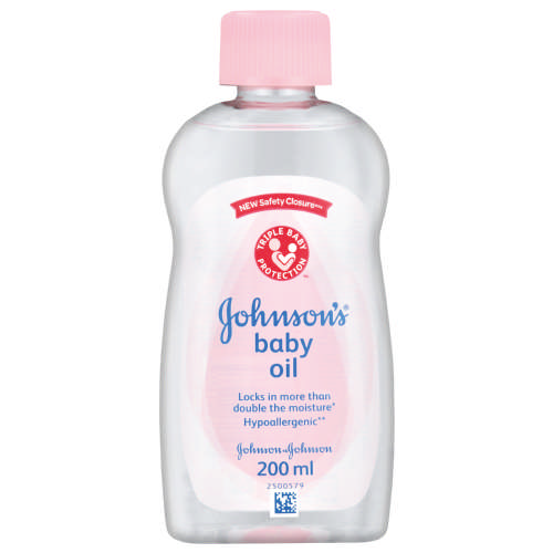 Baby Oil Regular 200ml