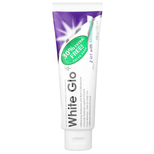 2 in 1 Toothpaste 130ml