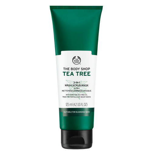 Tea Tree 3-IN-1 Wash.Scrub.Mask 25ml