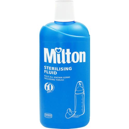 Milton Sterilising Fluid 500ml Clicks