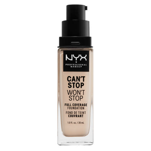 Cant Stop Wont Stop 24HR Liquid Foundation Light Porcelain 30ml
