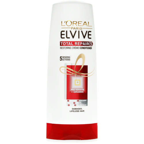 Elvive Total Repair 5 Restoring Creme Conditioner 400ml