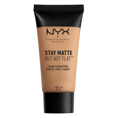 Stay Matte But Not Flat Liquid Foundation Tan 35ml