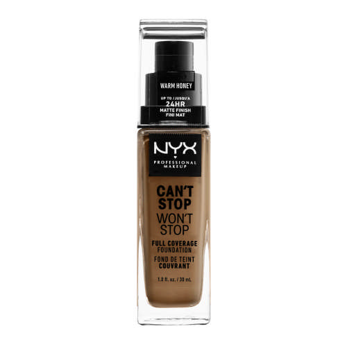 Cant Stop Wont Stop 24HR Liquid Foundation Warm Honey 30ml