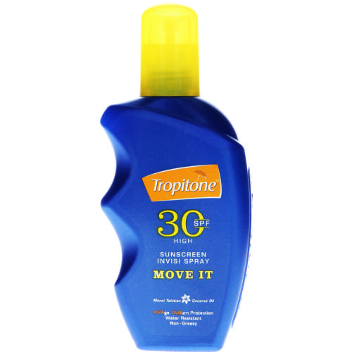 Move It SPF30 Sunscreen Invisible Spray 125ml