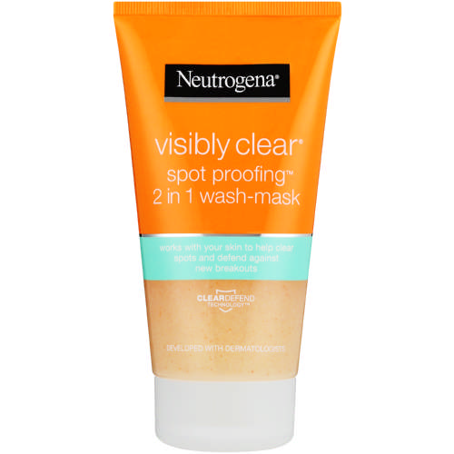 Visibly Clear Proofing Smooth Scrub 125ml