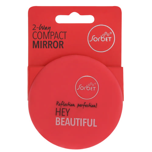 Pocket Mirror Red
