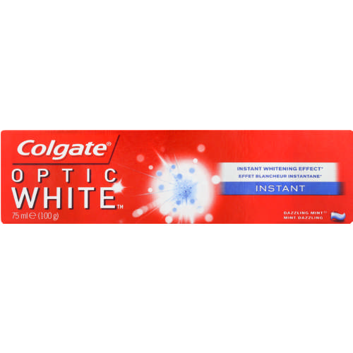 Optic White Instant Toothpaste 75ml