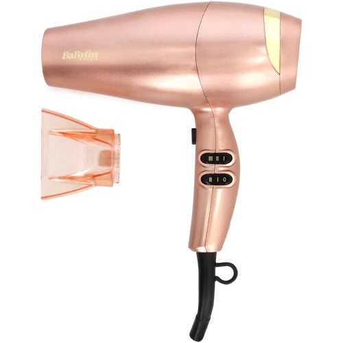 DC 2100W Ionic Dryer Rose Gold
