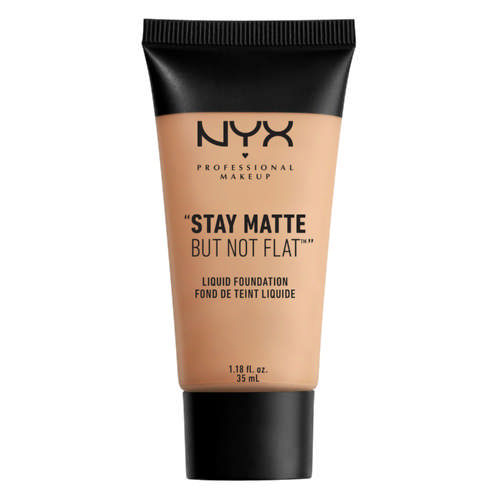 Stay Matte But Not Flat Liquid Foundation Natural 35ml